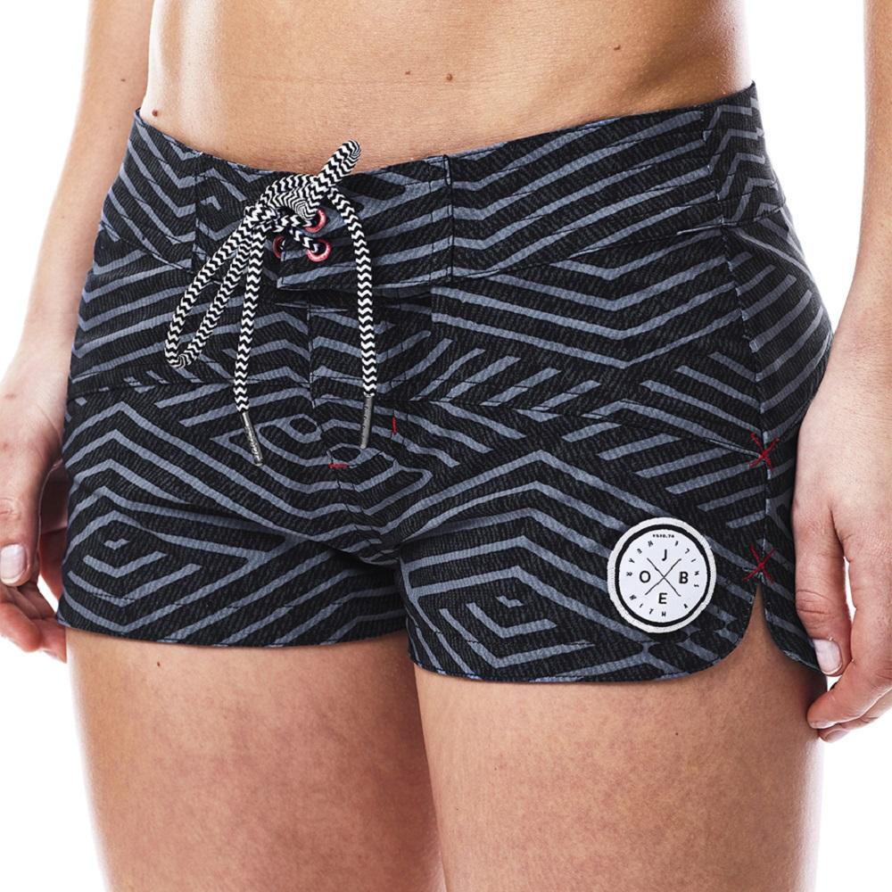 Women s Board Shorts Jobe - Grey. Fast-drying ... 4136e5c91