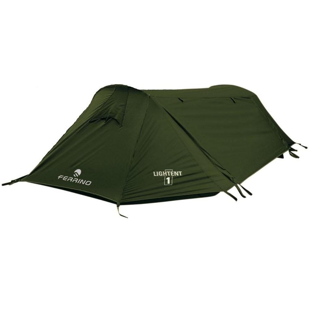 Tent FERRINO Lightent 1 - Green  sc 1 st  inSPORTline & Tent FERRINO Lightent 1 - Green - inSPORTline