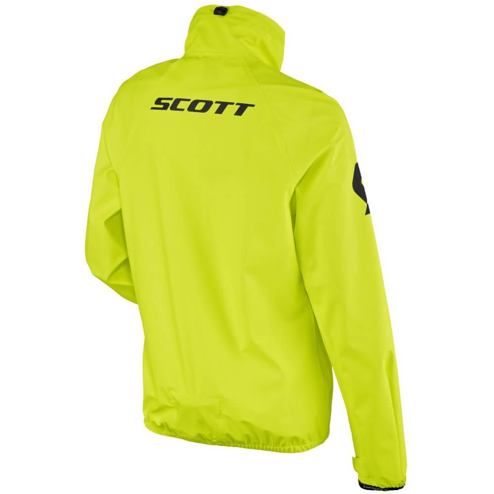 Scott Rain Jacket Ergonomic Pro DP Black XXL