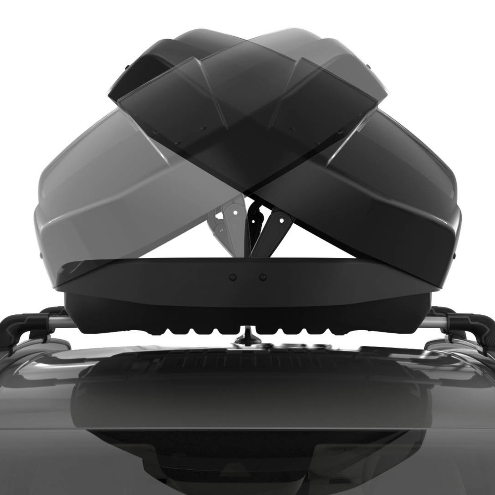 car roof box thule motion xt sport black glossy. Black Bedroom Furniture Sets. Home Design Ideas