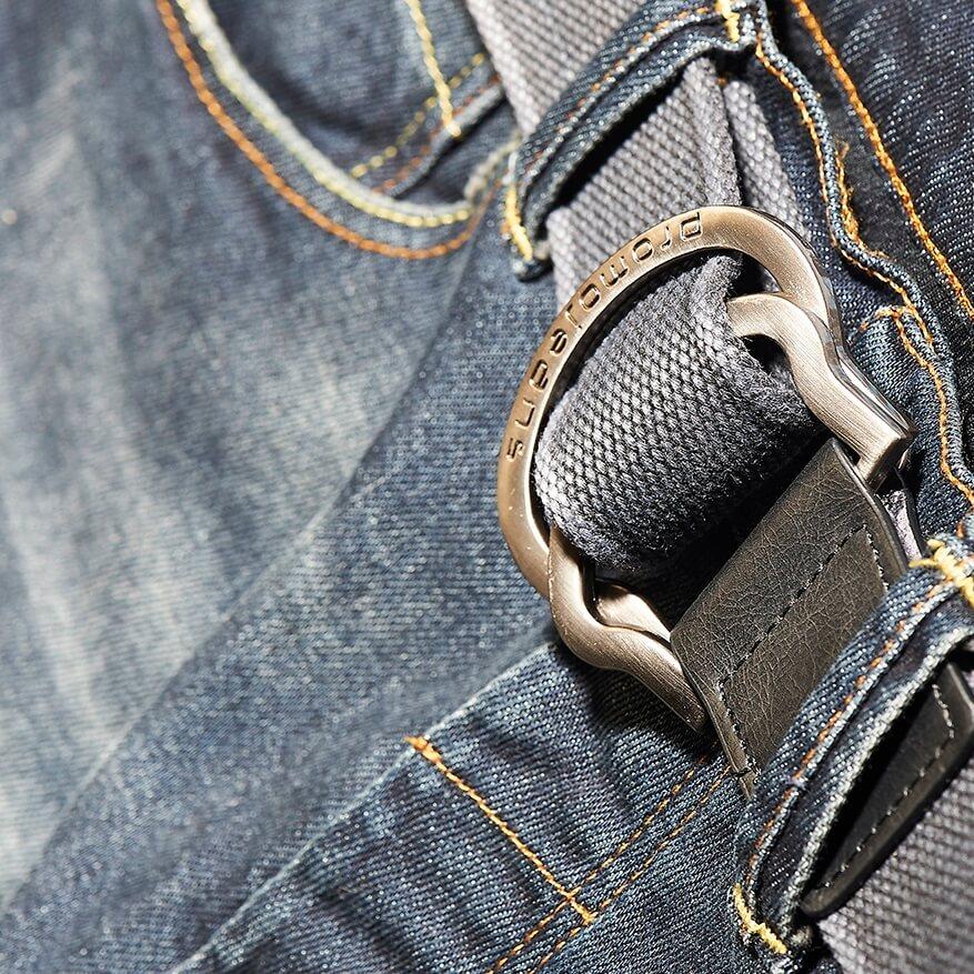 d35eef6a88 Men's Moto Jeans PMJ Legend Café Racer - Blue. Completely ...