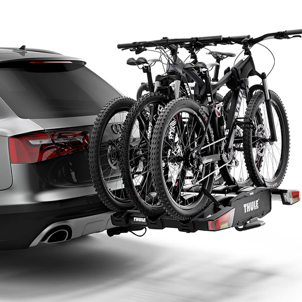 towbar bike rack thule easyfold xt 3b insportline. Black Bedroom Furniture Sets. Home Design Ideas