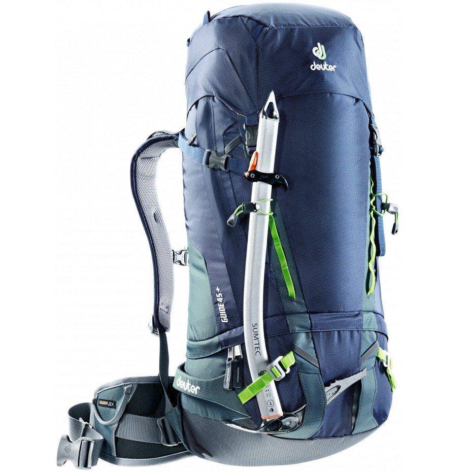 71b2144ddb90 Climbing Backpack DEUTER Guide 35+ - Red. Alpine ...