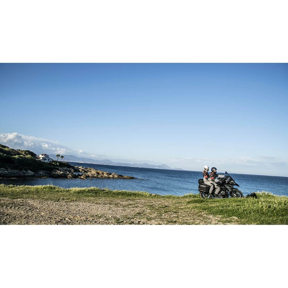 Women s Moto Jacket SCOTT W s Turn ADV DP MXVII - Black-Light Grey.  Breathable ... 70499c71438