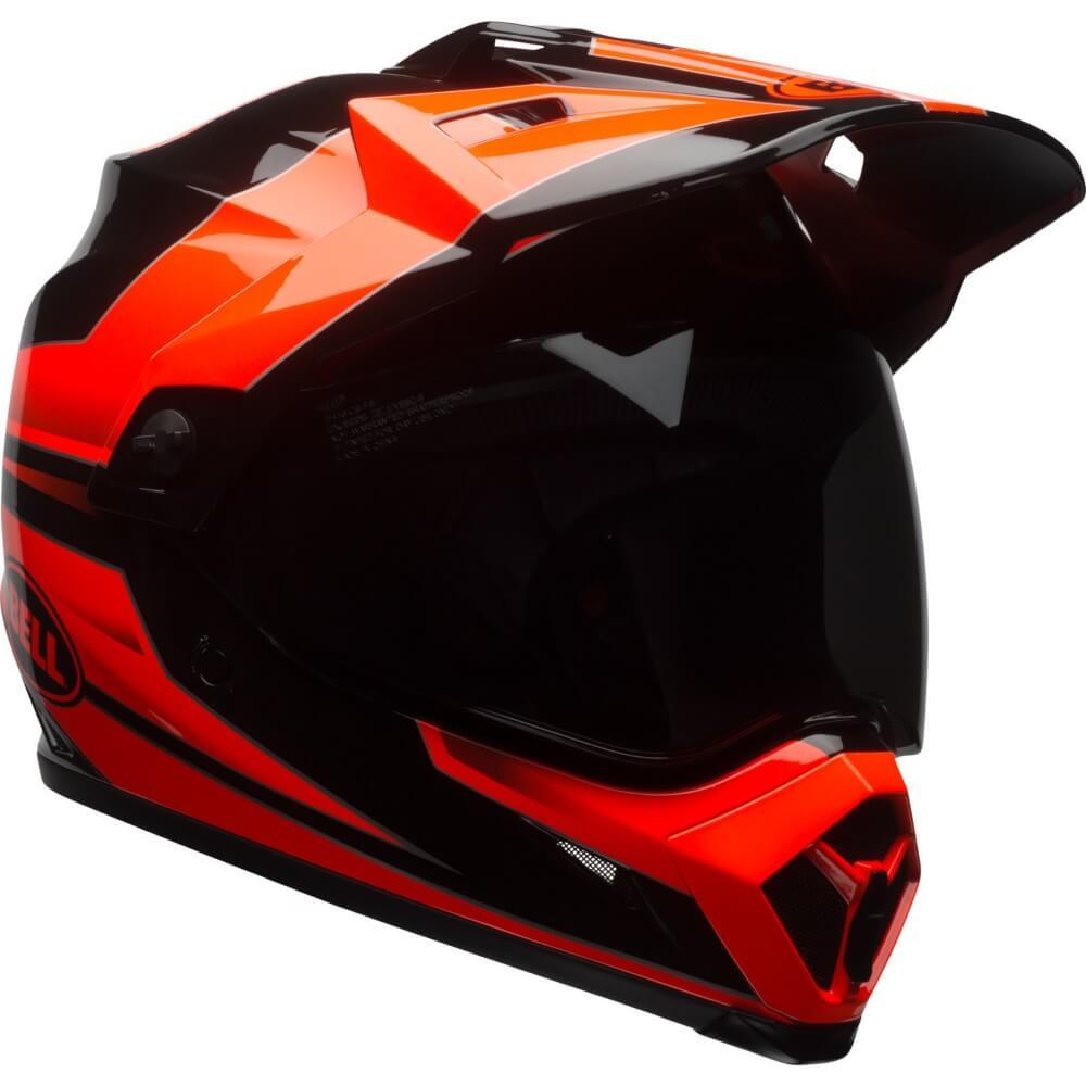 Motocross Helmet Bell Mx 9 Adventure Mips Insportline
