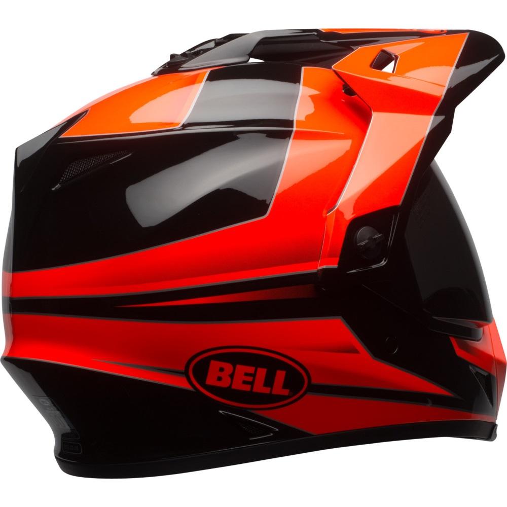 Bell Dual Sport Helmet >> Motocross Helmet BELL MX-9 Adventure MIPS - inSPORTline