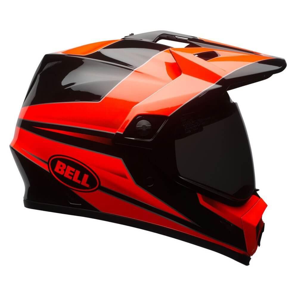 motocross helmet bell mx 9 adventure mips insportline. Black Bedroom Furniture Sets. Home Design Ideas