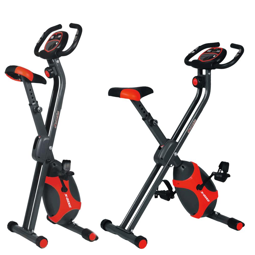 Folding Exercise Bike Insportline Xbike Insportline