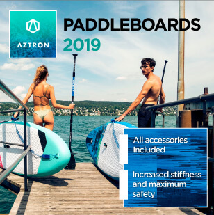 All New Paddleboards!