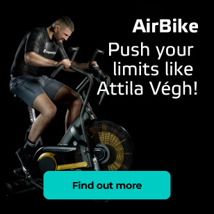 AirBike - Trainers for True Heroes!