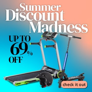 Summer Discounts Are Here - Up To 69% Off!