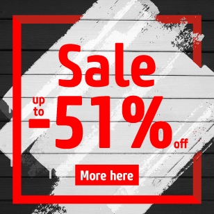 Sale - Up To 51% Off