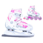 Skates 2in1 Action Pinkola