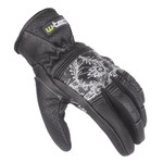 Women's Leather Moto Gloves W-TEC NF-4206