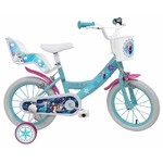 "Children's Bike Frozen 2295 14"" – 2018"