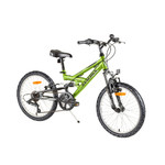 "Full Suspension Children's Bike Reactor Flash 20"" – 2017"