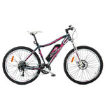 Women's Mountain E-Bike Crussis e-Guera 3.2