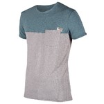 Men's T-Shirt Jobe Discover Fog Blue