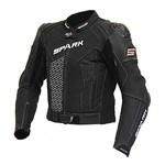Men's Leather Moto Jacket Spark ProComp