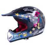 Junior motorcycle helmet W-TEC V310