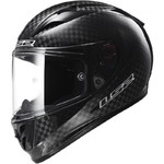 Moto Helmet LS2 Arrow C Solid Carbon