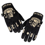 Motorcycle Gloves W-TEC Black Heart Rioter