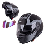 Flip-Up Motorcycle Helmet W-TEC FS-907