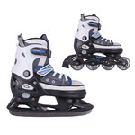 2-in-1 Skates/Rollerblades WORKER Gondo Blue