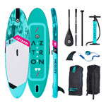 Paddleboard with Accessories Aztron Lunar 9'9""