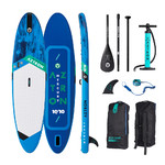 Paddleboard with Accessories Aztron Mercury 10'10""