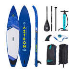 Paddleboard with Accessories Aztron Neptune 12'6""