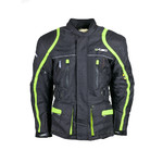 Men's Long Moto Jacket W-TEC Glomnitz NF-2205
