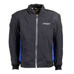 Men's Softshell Moto Jacket W-TEC Langon NF-2753