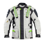 Men's Long Moto Jacket W-TEC NF-2215