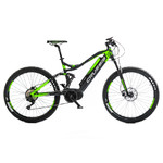 Full-Suspension Mountain E-Bike Crussis e-Full 7.4 – 2019