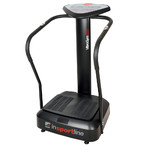 inSPORTline Lilly Vibration Machine - Black