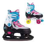 Adjustable Trekking Skates 2-in-1 WORKER Farveo