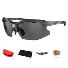 Sports Sunglasses Bliz Force Black