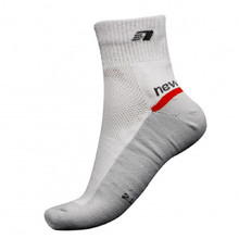 2 Layer Sock Newline - White