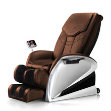 Massage chair inSPORTline Sallieri - Dark Brown