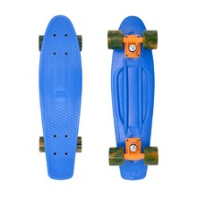 Pennyboard Street Surfing Beach Board - Ocean Breeze Blue