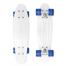 Pennyboard Street Surfing Beach Board - Milky White