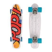 Pennyboard Street Surfing POP BOARD Popsi Yellow