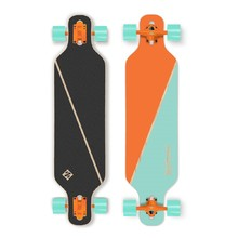 Longboard Street Surfing Nordic Orange 39""