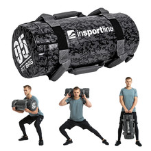 Exercise Bag with Handles inSPORTline Fitbag Camu 5kg