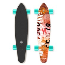 Longboard Street Surfing Kicktail – Urban Rough 36""