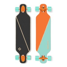 Longboard Street Surfing Freeride – Nordic Orange 39""