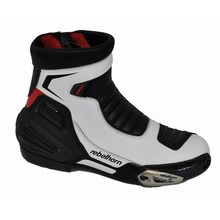 Moto boots Reberlhorn Fuel - Black-White