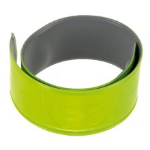 Reflective Slap Band M-Wave 34x3 cm  (pair)