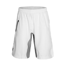 Men's Running Shorts Newline Imotion Baggy - White